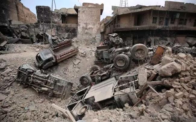 Cerca de 20 mulheres tentaram o suicídio para frear o avanço das tropas iraquianas