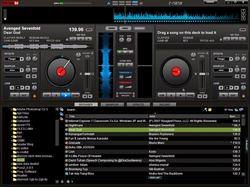 Virtual dj remote android free download | VirtualDJ Remote for