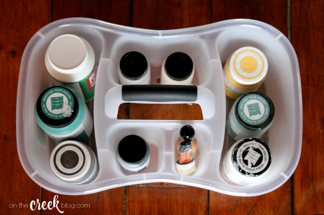 paint caddy