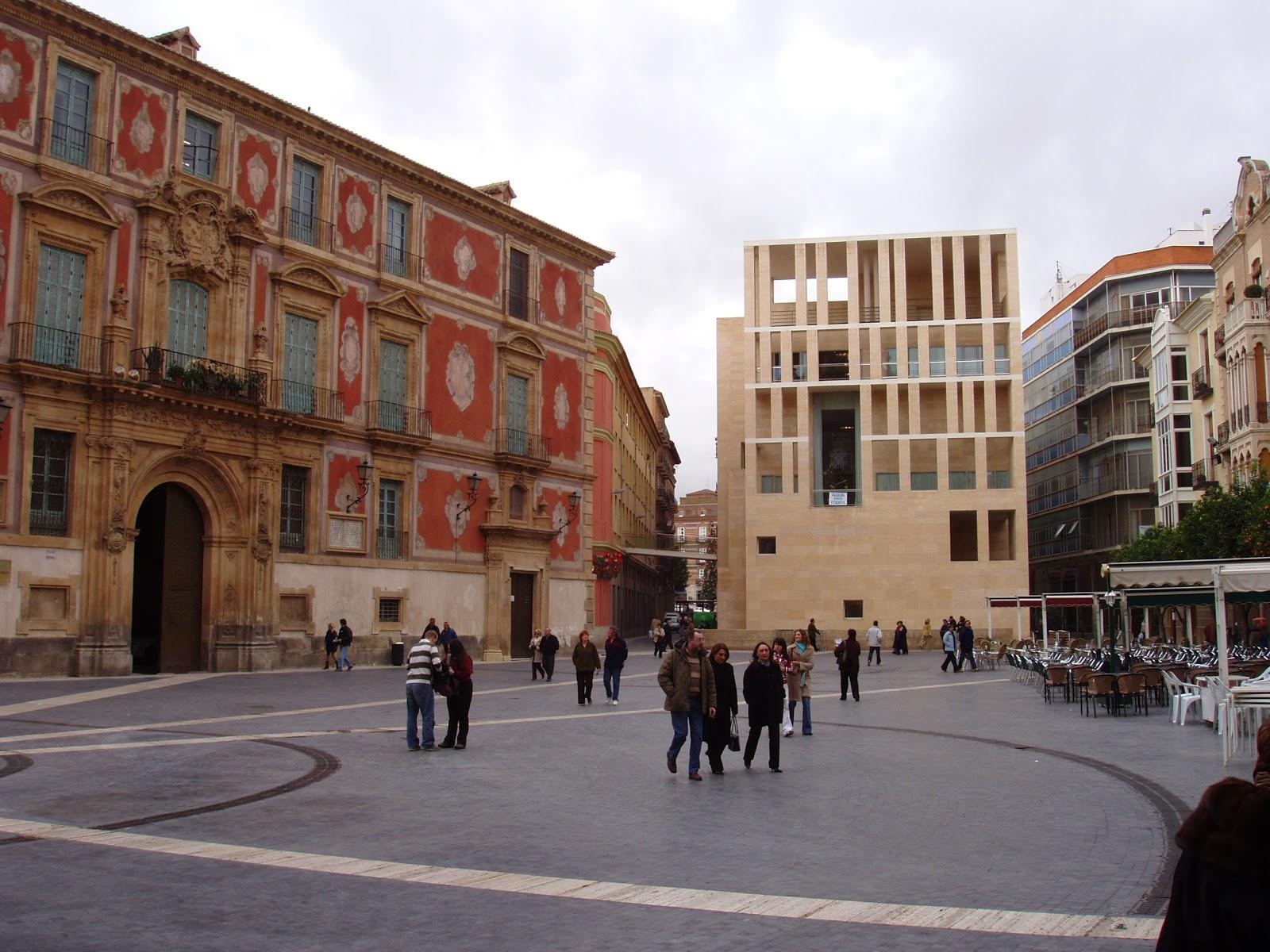 Ayuntamiento de Murcia   Rafael Moneo   Análisis + Planos