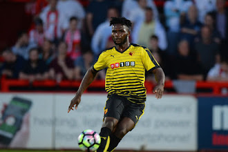 Isaac Success in action as Watford secure 2-0 win over West Brom