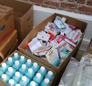 Ιατροφαρμακευτικό υλικό για το Κρατικό Νοσοκομείο Κατερίνης