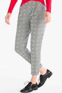 pantalon prince de galles C&A