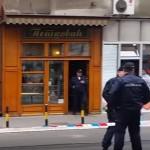 Теракт в Сербии: смертник взорвал бомбу в кондитерской в центре Белграда (видео)