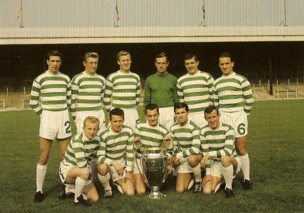 Grandes Times: o Celtic de 1965-1969