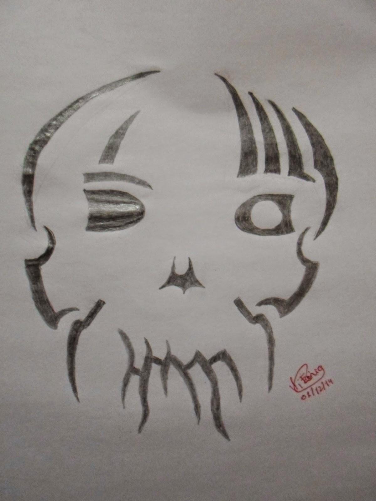 Vitt S Drawings Ando Apaixonada Por Desenhos Tribais Hsauhsau Ai