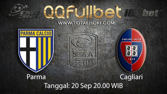 Prediksi Bola Jitu Parma vs Cagliari 22 September 2018 ( Italian Serie A )