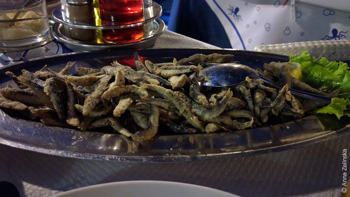 Маленькие рыбки, Kamenica, Дубровник