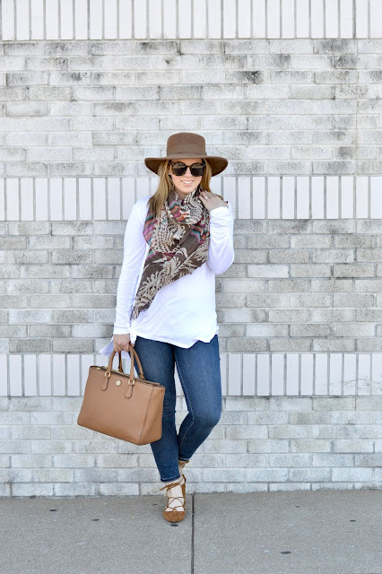 casual-fall-outfit-hat-scarf