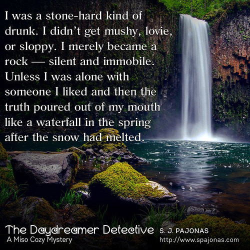The Daydreamer Detective teaser 1