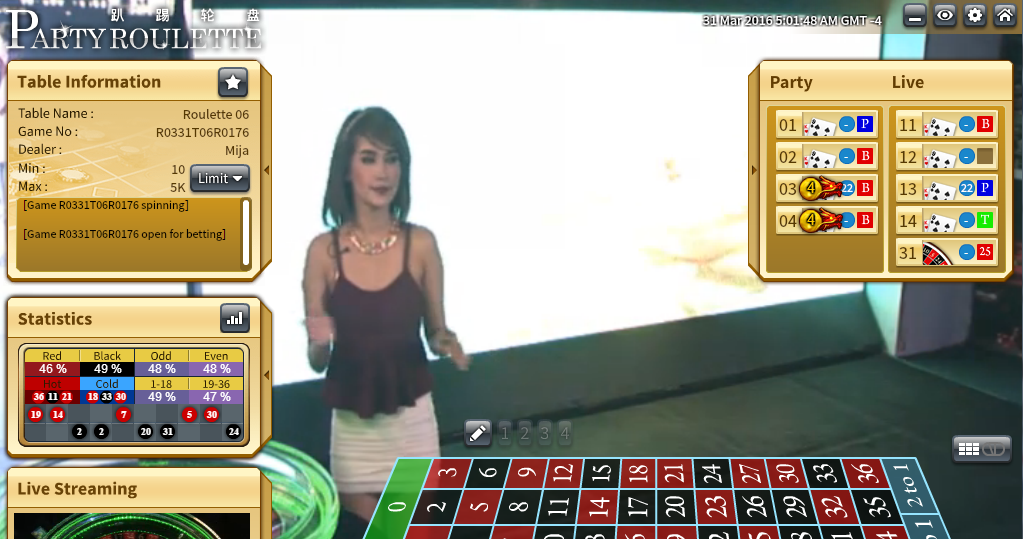 online roulette casino malaysia