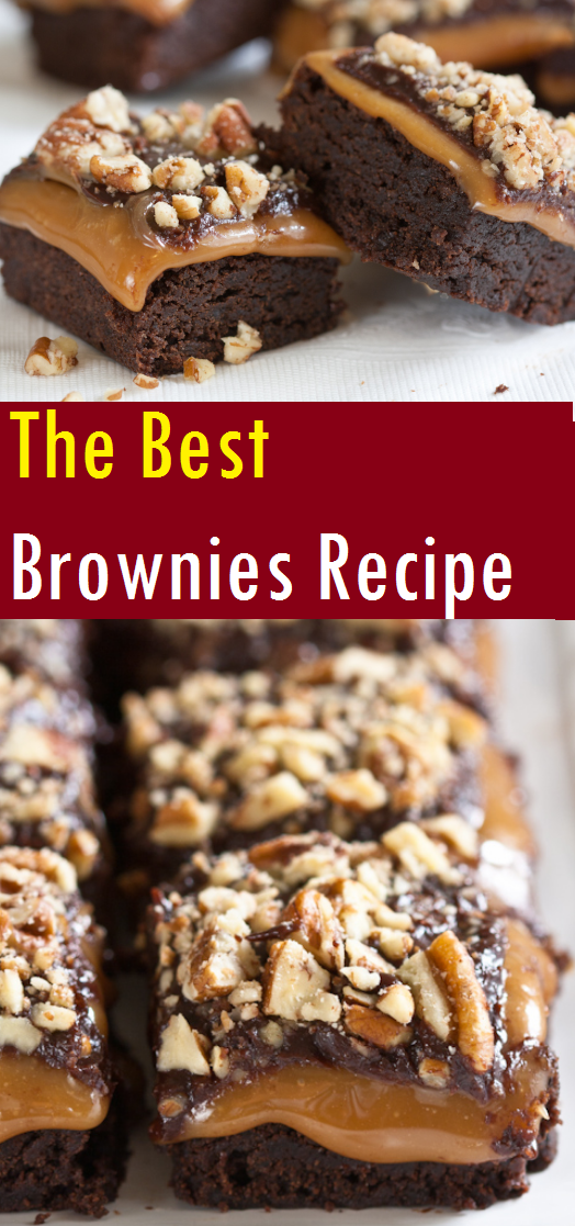 The Best Brownies Recipe Ever