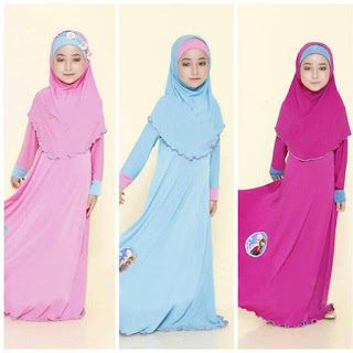 Baju Untuk Lebaran Anak Perempuan Lengkap