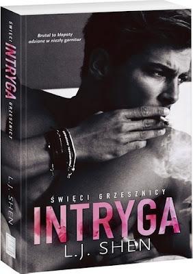 """""""Intryga"""" L.J. Shen"""