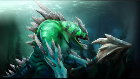 Tidehunter DOTA 2 Wallpaper, Fondo, Loading Screen