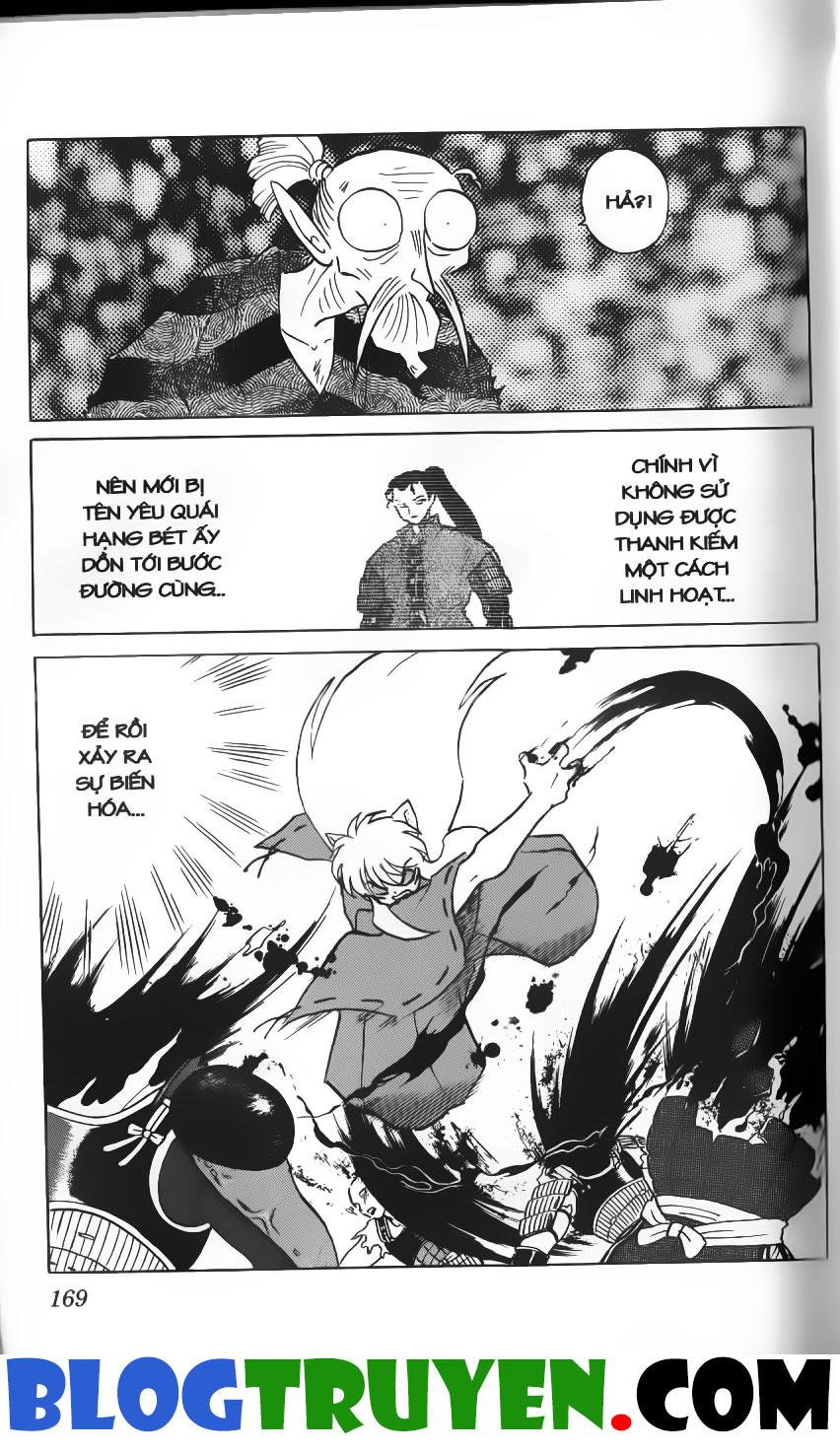 Inuyasha vol 19.10 trang 4