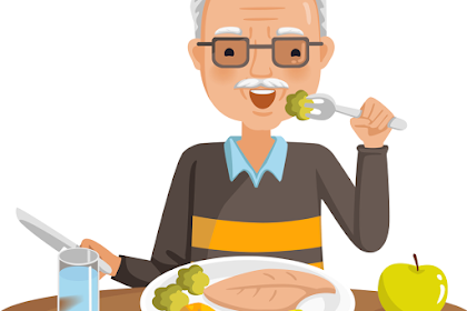 Good Healthy Nutrition For The Elderly