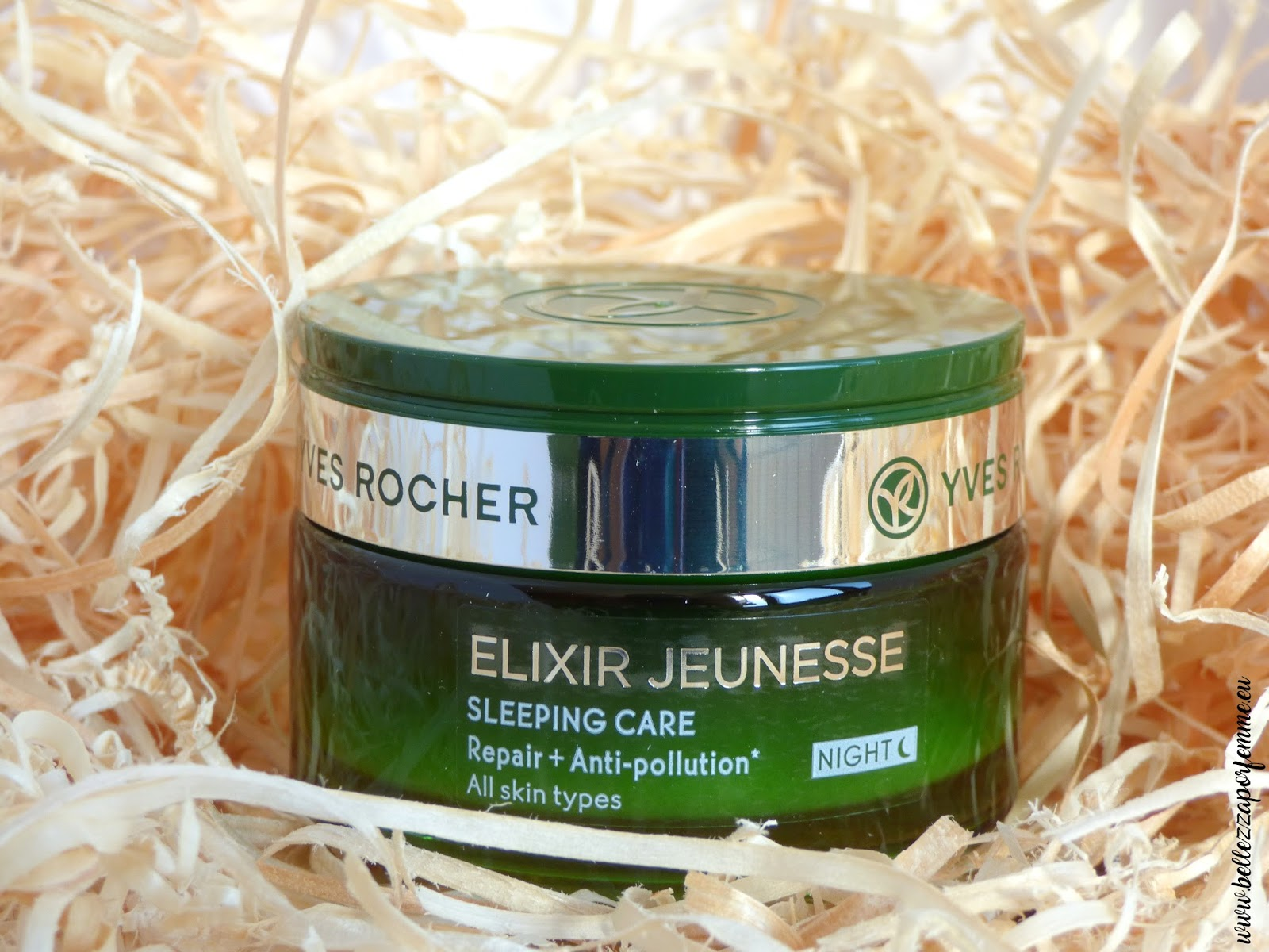 ELIXIR JEUNESSE Sleeping Care