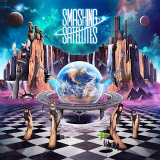 Smashing Satellites - SonicAluzion (2015)