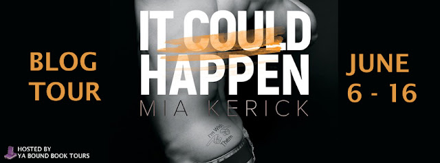 [Blog Tour] IT COULD HAPPEN by Mia Kerick @MiaKerick @yaboundbooktours #Excerpt