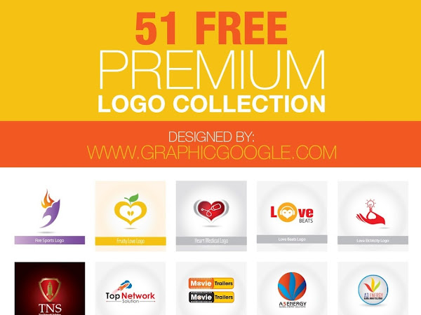 Download 51 Premium Logo Collection Free