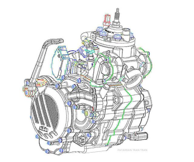 Euro4, euro5 y la Inyeccion TPI de KTM para los dos tiempos