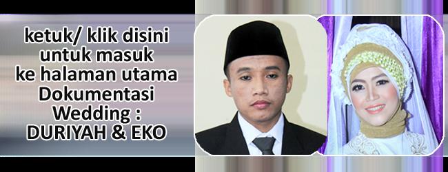 http://bit.ly/wedding-duriyah-eko