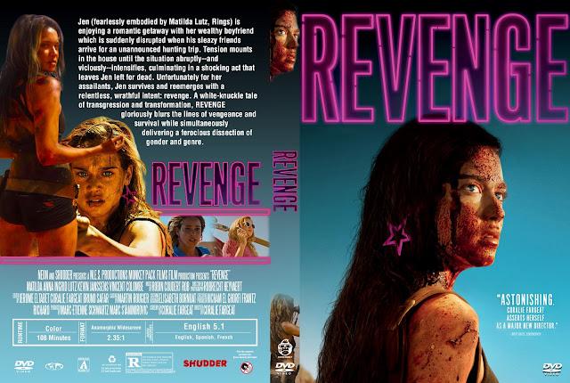 Revenge DVD Cover