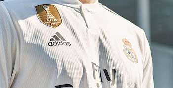 Real Madrid 18-19 Home Kit Released 410c24fdd