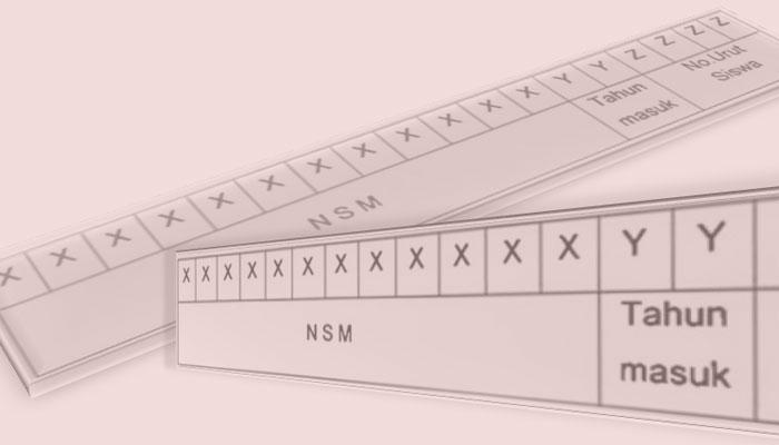 Aturan Baru Kemenag Tentang Penulisan atau Penerbitan NISM