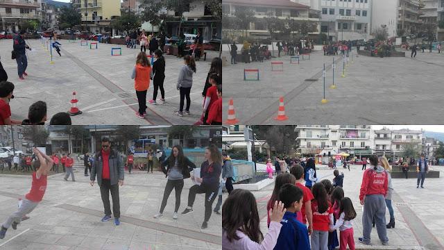 Ηγουμενίτσα: Με επιτυχία οι αγώνες Kid's Athletics
