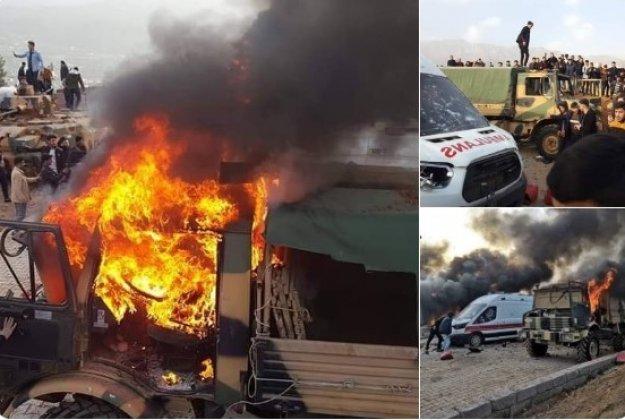 Επίθεση δέχτηκε στρατιωτική βάση της Τουρκίας στο Ιράκ από Κούρδους