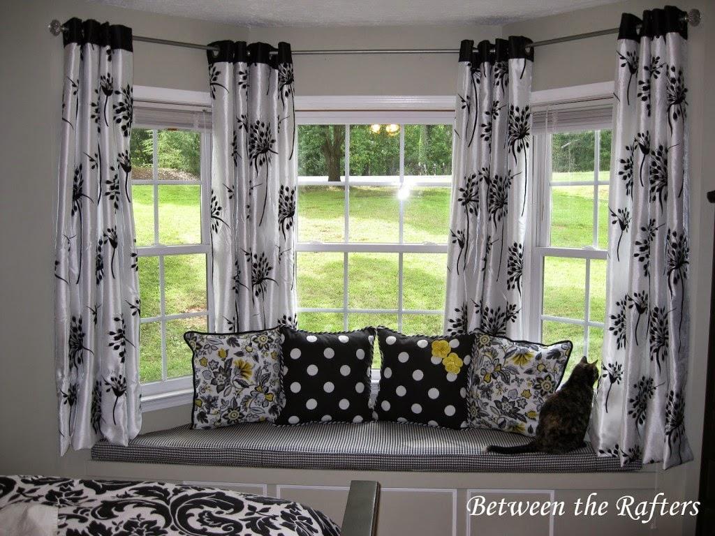 id e de rideaux pour salon. Black Bedroom Furniture Sets. Home Design Ideas