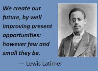 Lewis Howard Latimer facts for kids