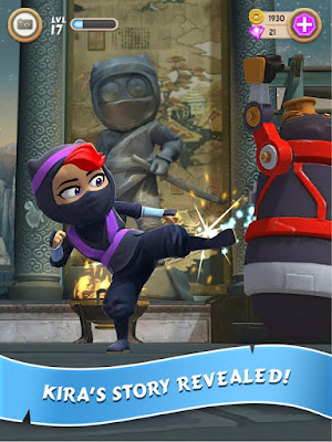 Clumsy Ninja Apk v1.28.1 Mod (Unlimited Coins/Gems)