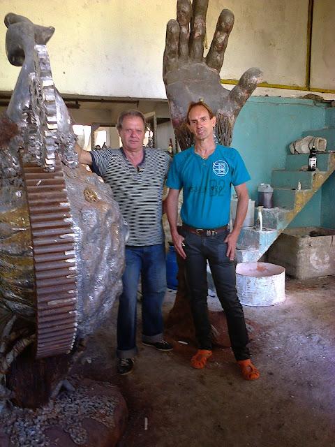Resultado de imagem para gagliastri escultor