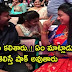 Chiranjeevi and Roja at TV Channel Award Function