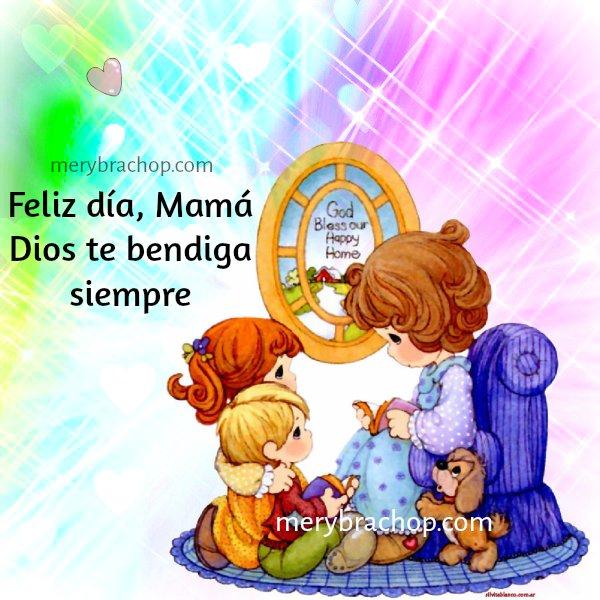 bonitos mensajes cortos para la madre, imagenes de la madre, feliz día de las madres, Argentina, 18 Octubre.