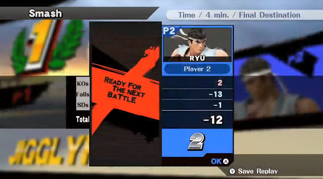Reggie Fils-Aime vs. Hungrybox score plays Super Smash Bros. For Wii U Nintendo World Championship 2015 sucks Ryu