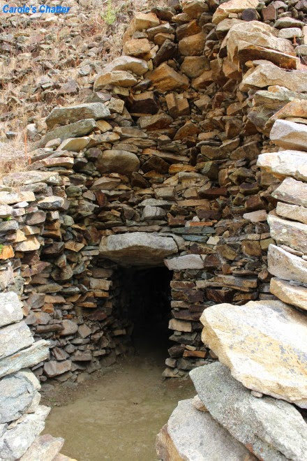 Carole's Chatter: The Cairn of Barnénez  - Brittany, France
