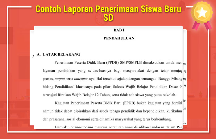 Contoh Laporan Program Seminar Terapowerfulshops S Blog
