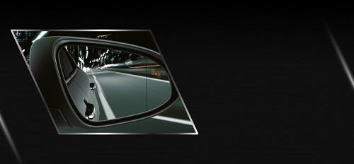 blind spot Toyota CHR