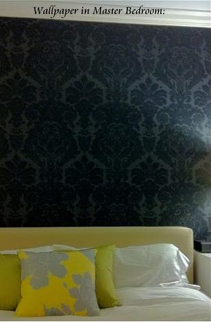 diy faux wallpaper - photo #3