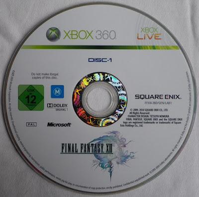 Final Fantasy XIII - Disco 1