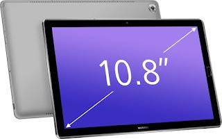 Harga Tablet Huawei MediaPad M5 10.8 Terbaru dengan Review dan Spesifikasi April 2019