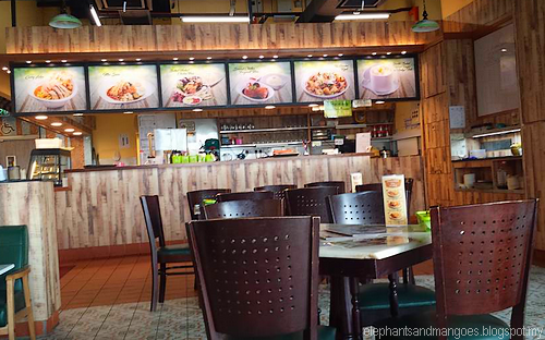 Garden Walk Dining: Motivated To Walk To Sunway Velocity Mall