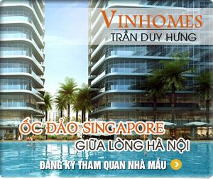 Chung cư Vinhomes Trần Duy Hưng