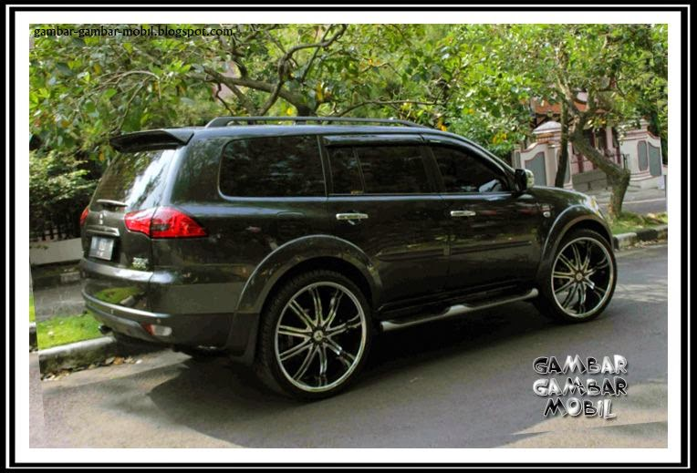 Modifikasi Pajero Sport Dakar 4×4 | F20 Wheels