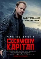 Czerwony kapitan plakat film