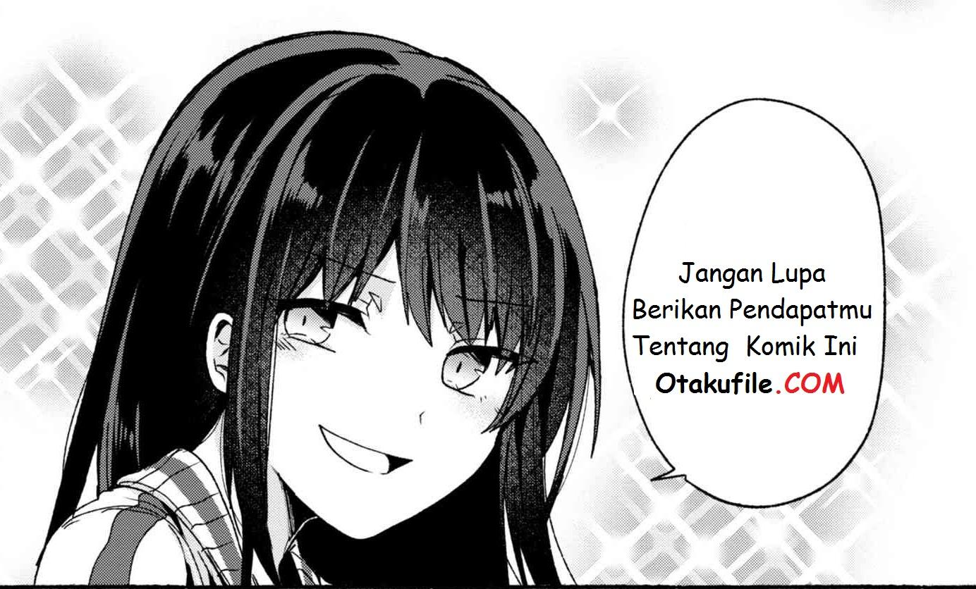 Baca Komik Manga Kyuuketsuki-chan to Kouhai-chan Chapter 8 Komik Station